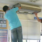 บริการล้างแอร์เชียงใหม่ ทำความสะอาดเครื่องปรับอากาศ