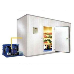 ระบบปรับอากาศในห้องเย็น พร้อมวางระบบควบคุม