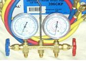 จำหน่าย ชุดเกจสายช๊าตน้ำยาแอร์ R12, R22, R410, R502 ฯลฯ ขายปลีกและส่ง