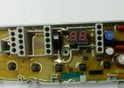 แผงวงจรโปรแกรม เครื่องซักผ้า PCB ยี่ห้อ Samsung