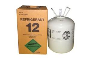 น้ำยาแอร์ R-12 (CCl2F2)