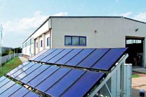 ทำความเย็นด้วยพลังงานแสงอาทิตย์ (Solar cooling)