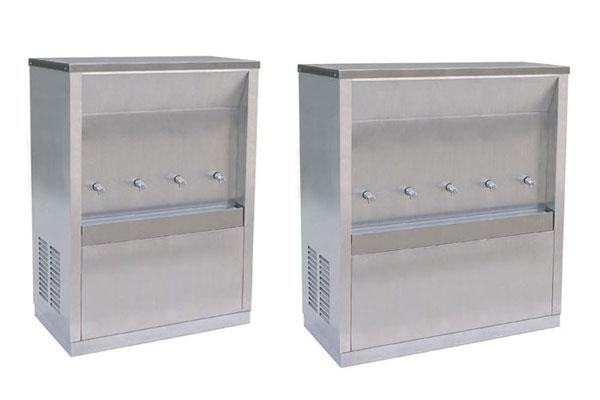 ตู้ทำน้ำร้อน น้ำเย็น ยี่ห้อ MaxCool แบบต่อท่อประปา (หน้าเว้า)