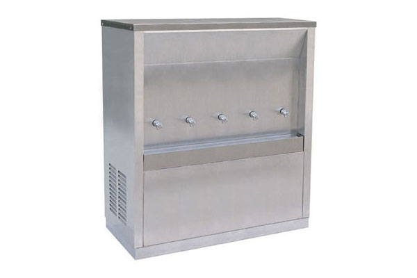 ตู้ทำน้ำเย็น ยี่ห้อ MaxCool แบบต่อท่อประปา