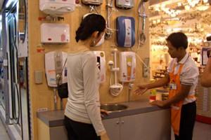 การเลือกซื้อเครื่องทำน้ำอุ่น ควรเลือกอย่างไรดี
