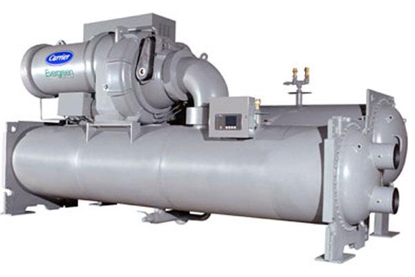 การใช้พลังงานไฟฟ้าต่อปริมาณความเย็นที่ทำได้ของ เครื่องทำ