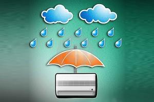 [เทคนิค] การใช้แอร์ ในช่วงหน้าฝน ให้ประหยัดไฟ
