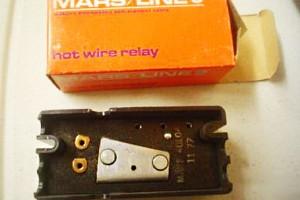 ฮอตไวร์รีเลย์ (Hot Wire Relay)