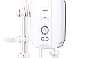เครื่องทำน้ำอุ่น Joven รุ่น 880e Series ระบบ EELS ป้องกันไฟดูด
