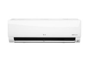 LG Dual Cool เสียงเงียบเพียง 18 เดซิเบล แผ่นกรองอากาศ 3M