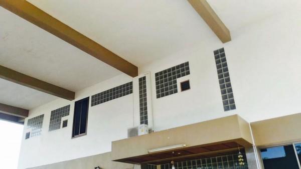 ภาพติดตั้งแอร์มิตซูบิชิ 15000 BTU x 2 ชุดที่ Office ลูกค้า บ่อหิน ดอยสะเก็ด