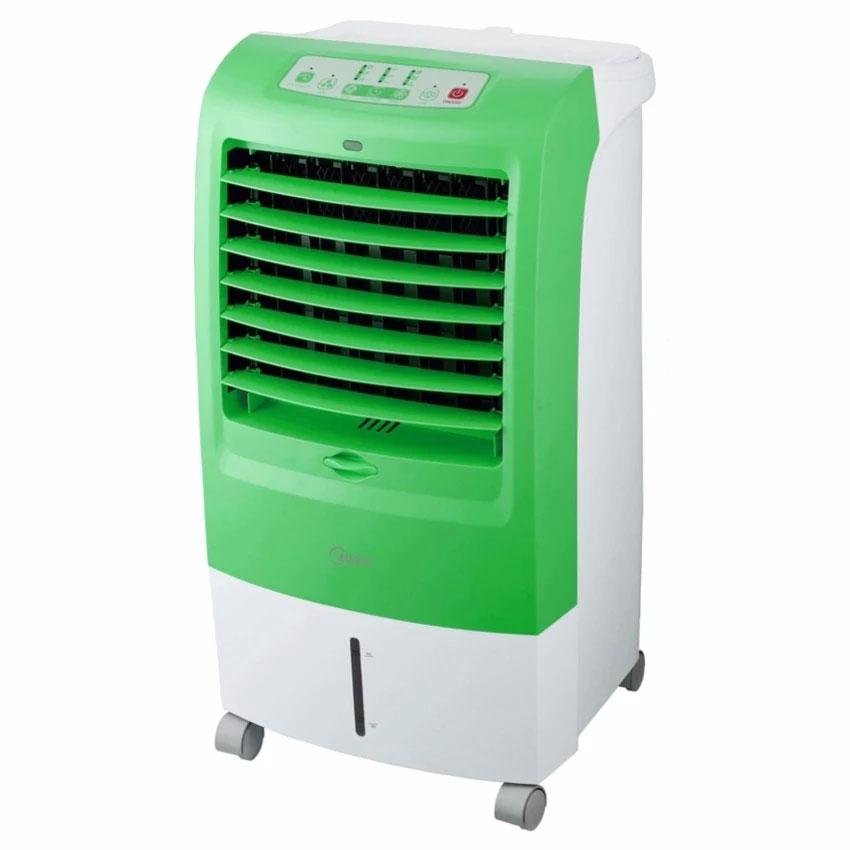 พัดลมไอเย็น Midea รุ่น AC200 A บรรจุน้ำได้ 15 ลิตร