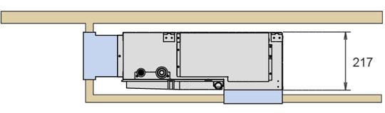 แอร์ต่อท่อลม Fujitsu แบบ Inverter แรงดันต่ำ ทำได้ทั้งเย็นและอุ่น