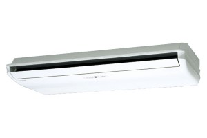 แอร์ Fujitsu แบบแขวนเพดาน Inverter รุ่น ABYA ทำได้ทั้งร้อนและเย็น
