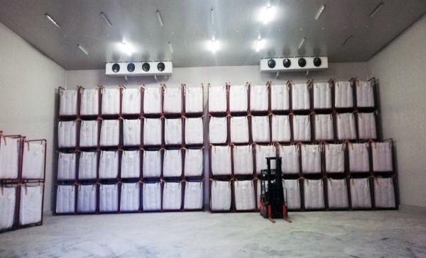 ภาพผลงานการติดตั้ง เครื่องทำความเย็น ห้องเย็น ที่บริษัท 666 ประเทศไทย