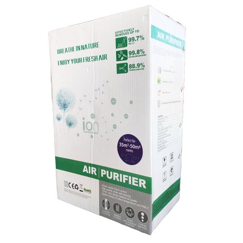 เครื่องฟอกอากาศ PM2.5 ราคาน่ารัก สำหรับห้องไม่เกิน 50 ตารางเมตร กรองฝุ่น 5 ชั้น