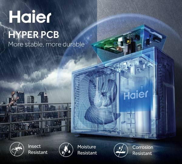 แอร์ Haier รุ่น Smart Sharing มีระบบ IoT สามารถควบคุมการทำงาน ผ่านโทรศัพท์มือถือ