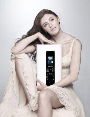 ระบบ 2 แบบ ที่ควบคุมอุณหภูมิ ของเครื่องทำน้ำอุ่น