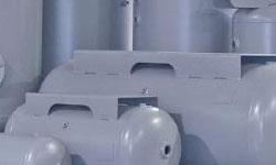 ท่อพักน้ำยาเหลว (Receiver Tank)