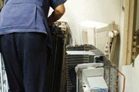 การไฟฟ้าแจ้งข่าว ระวังคนแอบอ้างล้างแอร์ ราคาถูก