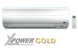 Carrier Inverter Gold
