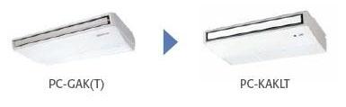 มิตซูบิชิอิเลคทริค (แอร์แบบแขวนใต้ฝ้า) เบอร์ 5 PC Series