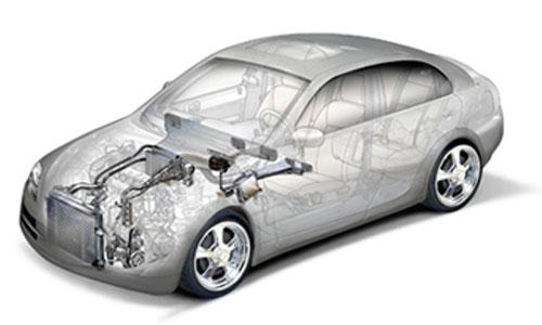 ส่วนประกอบ ของระบบปรับอากาศรถยนต์ และสาเหตุที่แอร์รถยนต์ไม่เย็น