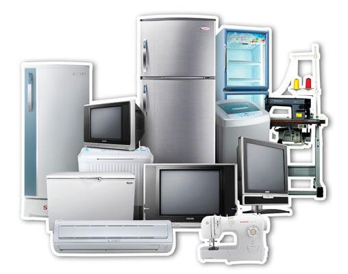 มิถุนายน 2555 เครื่องใช้ไฟฟ้าจะปรับขึ้นราคาขาย 5 10%