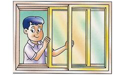 หน้าต่างแบบต่างๆ ที่เหมาะหรือไม่เหมาะต่อการติดแอร์