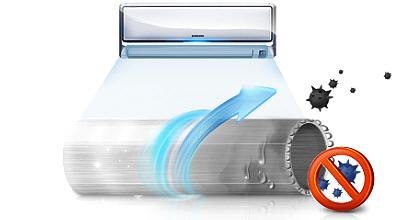 แอร์ Samsung รุ่น ASV Maldives Inverter หลับสบายและตื่นนอนอย่างสดชื่น