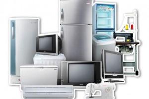 มิถุนายน 2555 เครื่องใช้ไฟฟ้าจะปรับขึ้นราคาขาย 5-10%
