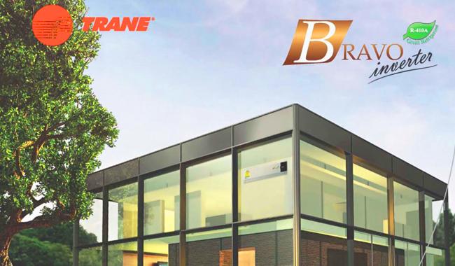 เครื่องปรับอากาศ เทรน อินเวอร์เตอร์ รุ่น BRAVO Inverter