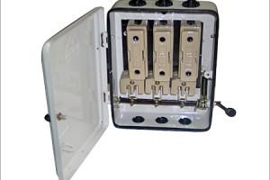 สวิตช์ประธาน (Main Switch)