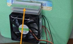 การทำความเย็นโดยใช้เทอร์โมอิเล็กทริก (Thermoelectric Refrigeration)