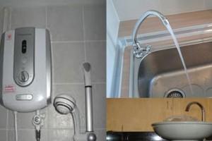 ระหว่างเครื่องทำน้ำอุ่น และเครื่องทำน้ำร้อน ต่างกันอย่างไร