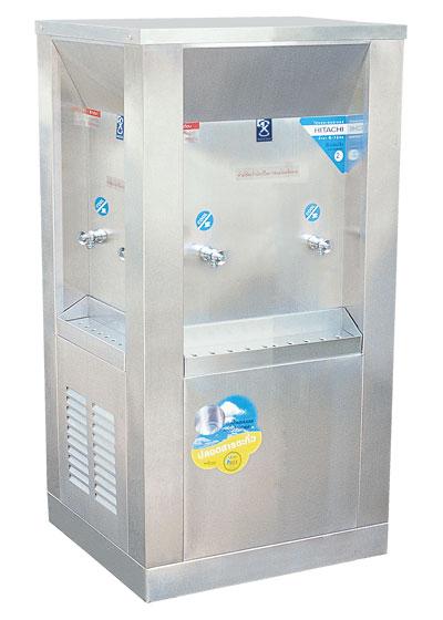 ตู้น้ำเย็น 3 ทิศ ระบบเปิด 6 ก๊อก ตำแหน่งก๊อก 2-2-2