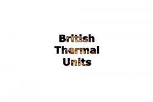 คำถามก่อนซื้อแอร์ … BTU คืออะไร (British thermal unit)