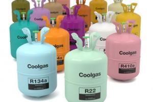 น้ำยาทำความเย็น (Refrigerant)
