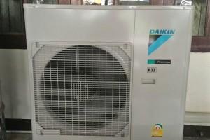 ผลงานการติดตั้ง Daikin Inverter Super Smart