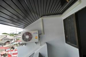 งานติดตั้งแอร์ Mitsubishi บริษัทลิ้มศักดิ์ดากุล ถนนทุ่งโฮเต็ล เชียงใหม่