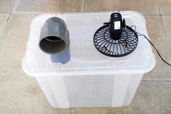 ทำแอร์จากพัดลมจิ๋ว ไว้ใช้เอง ประหยัดงบ ลดภาระค่าไฟแบบ DIY