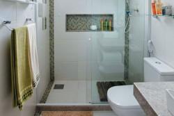 ห้ามพลาด! เคล็ดลับ การเปลี่ยนห้องน้ำขนาดเล็ก ให้มีที่เก็บของมากขึ้น