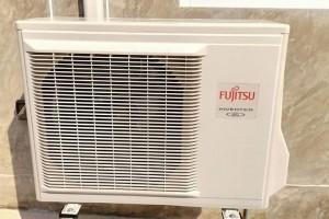 ผลงานการติดตั้ง Fujitsu รุ่น iPower