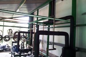 งานก่อสร้างห้องเย็น พร้อมระบบเครื่องทำความเย็น บริษัท จงไทย 2014 จำกัด