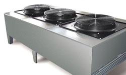 คอนเดนเซอร์ชนิดระบายความร้อนด้วยอากาศ (Air Cooled Condenser)