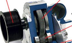 คอมเพรสเซอร์แบบเกียร์ และแบบไอดะแฟรม (Gear And Diaphragmcompressor)