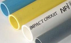 ท่อ PVC หลายสี